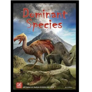 Bordspel Dominant Species