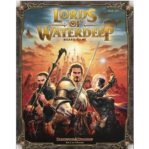 Bordspel Lords of Waterdeep