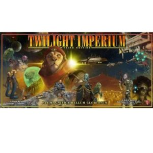 Bordspel Twilight Imperium 3rd Edition
